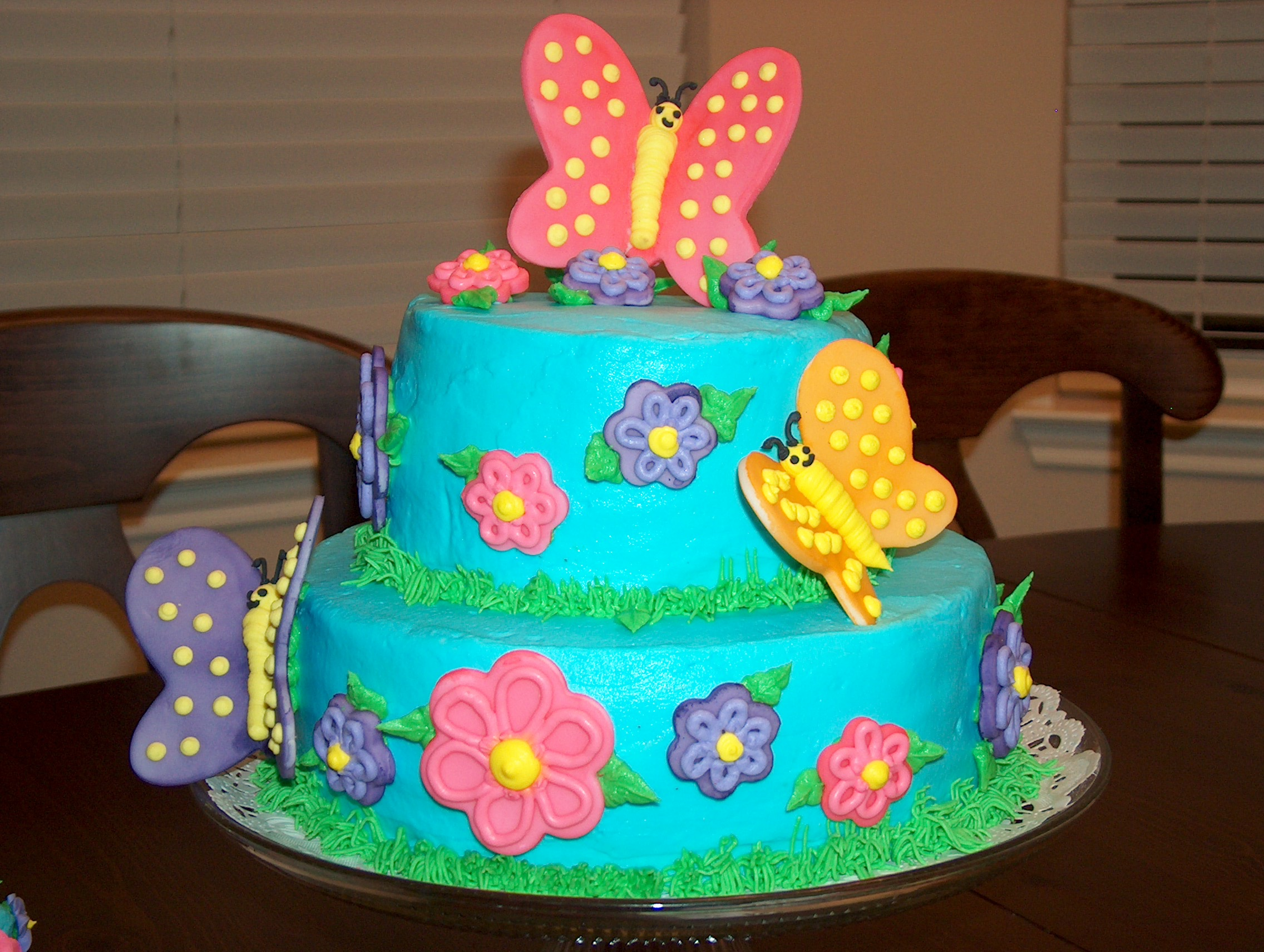 Magnificent Butterflies Birthday Cake Decorating Ideas 2272 x 1712 · 889 kB · jpeg